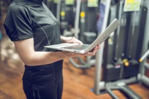 メディカルフィットネスナビ自治体のメディカルフィットネスでは、特に運動データを取ることは重要