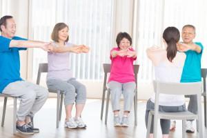 健康を意識して運動することが大切